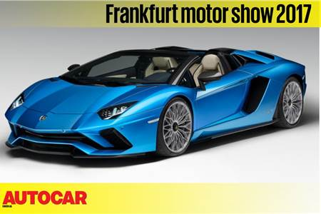 2017 Lamborghini Aventador S Roadster walkaround video