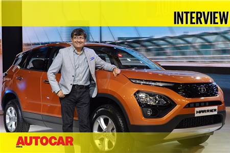 In conversation with Mayank Pareek, President, Tata Motors video