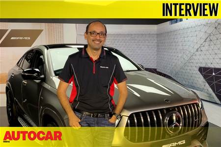 Santosh Iyer talks about Mercedes India's future launches and more