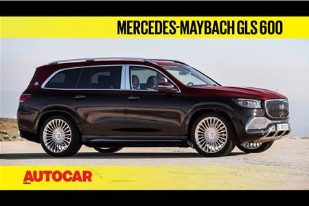 Mercedes-Maybach GLS 600 first look video