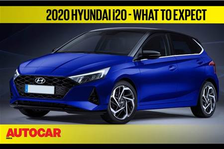 2020 Hyundai i20 for India - What to expect
