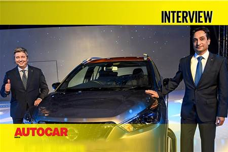 In conversation with Thomas Kuehl and Peyman Kargar, Nissan India video