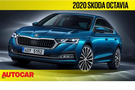 2020 Skoda Octavia first look video