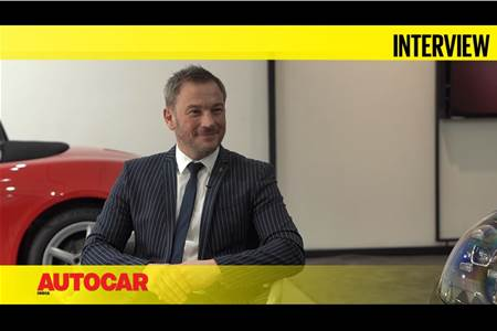 Manolito Vujicic on Porsche's India plans, the Taycan and more
