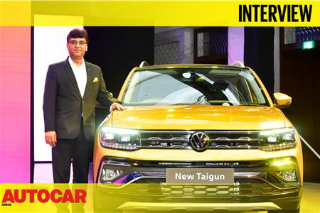 Ashish Gupta talks about the importance of the Taigun for Volkswagen and more