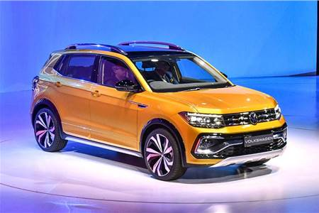 Volkswagen Taigun first look video