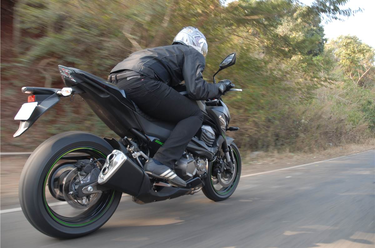 Kawasaki to launch a new product next month, is it the Z800?