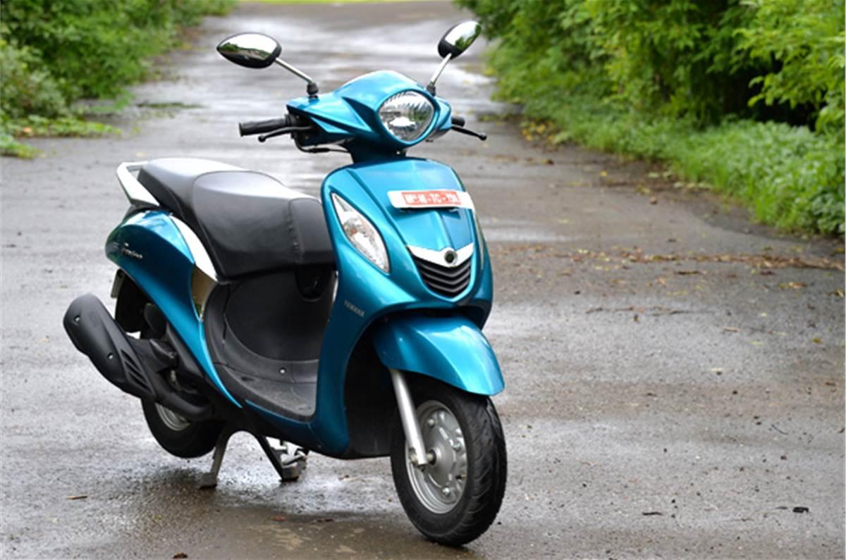 Yamaha Fascino review, test ride - Autocar India