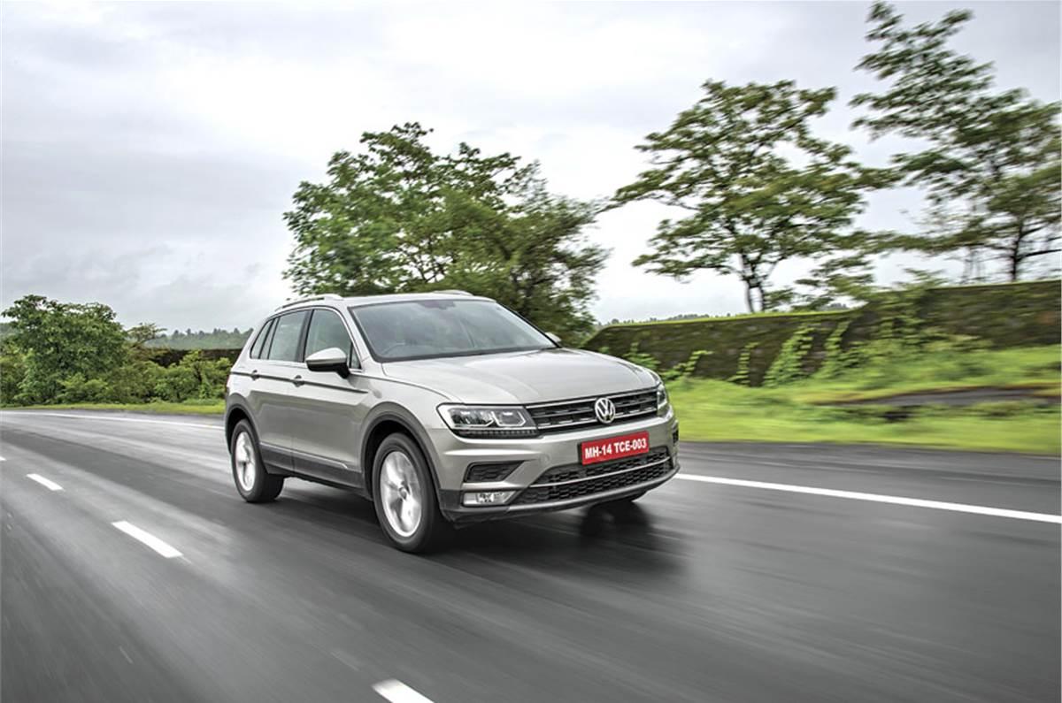 Hyundai Tucson vs Volkswagen Tiguan comparison - Autocar India