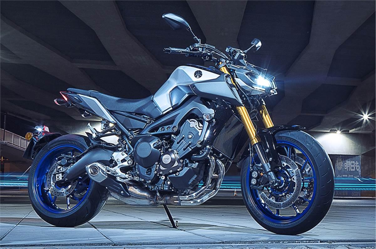 Yamaha MT-09 SP 2018 • The Bike Market