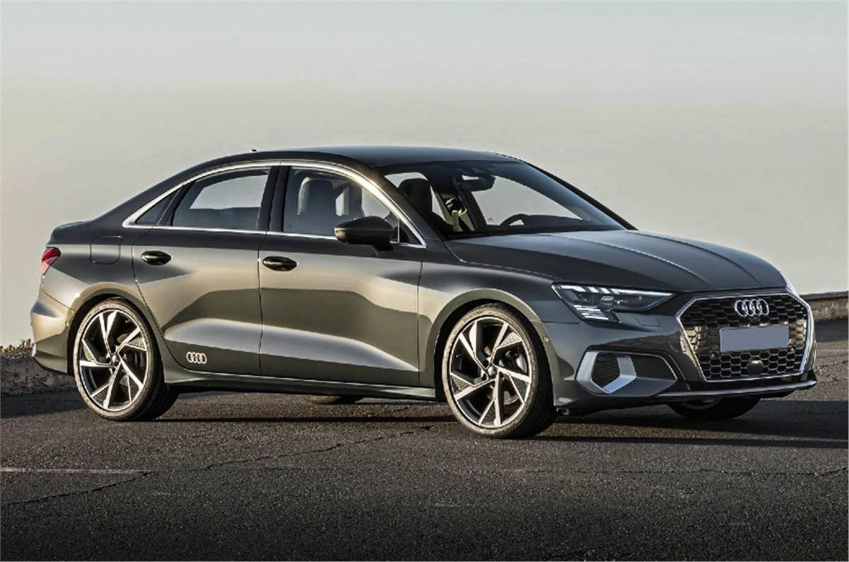 2021 Audi A3 sedan: A close look at the India-bound ...
