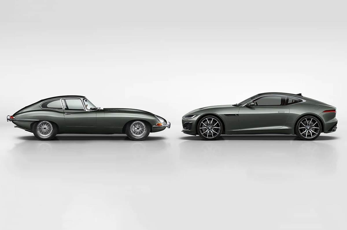 2021 Jaguar F-Type Heritage 60 Edition unveiled - Autocar ...