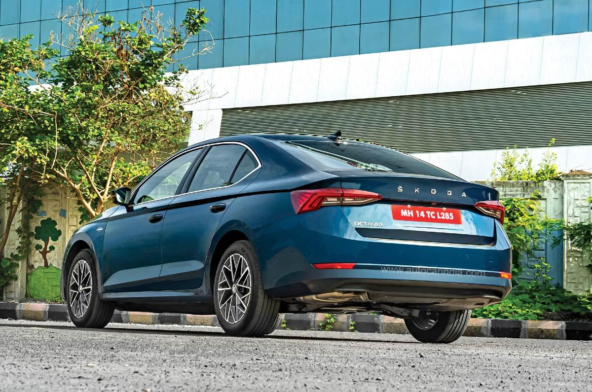 2021 Skoda Octavia review, test drive - Autocar India