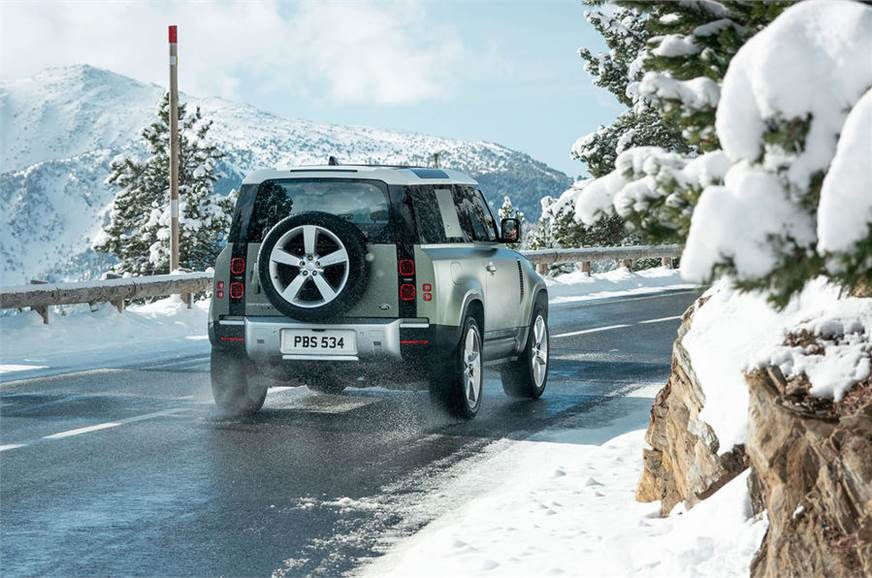 2020 Land Rover Defender image gallery - Autocar India