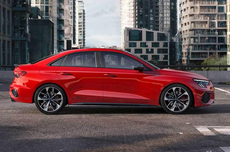 2021 Audi S3 sedan image gallery - Autocar India