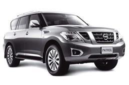 Nissan Patrol SUV India-bound
