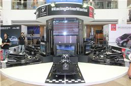 Nissan GT Academy qualifying rounds on