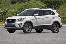 Six month waiting period for Hyundai Creta automatic