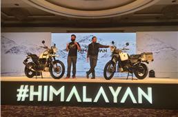 Royal Enfield Himalayan launched at Rs 1.55 lakh