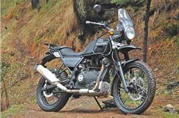 Royal Enfield Himalayan now on sale in Delhi