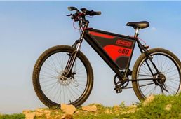 Spero, India's first crowdfunded electric cycle lau...