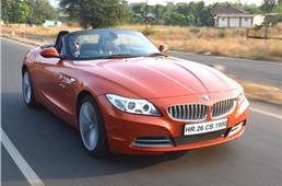 BMW Z4 production ends; Z5 coming by 2018
