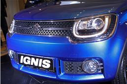Maruti to manufacture Ignis at Gurgaon