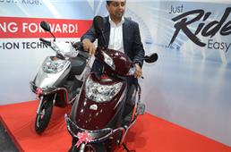 Hero Flash electric scooter launched at Rs 19,990