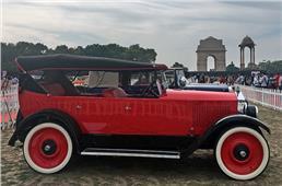 Report: 21 Gun Salute International Vintage Car Rally and...