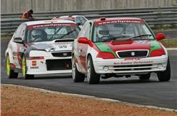 MRF National Racing Championship Round 1: Day 1