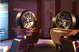 MRF Perfinza tyres launched