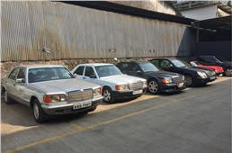 A day out for Mumbai's 'Youngtimers'
