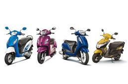TVS Ntorq 125, Honda Grazia in top 10 scooter sales list