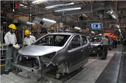 Auto manufacture not included in new list of activities a...