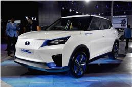 Mahindra seeks investors for Mahindra Electric, Automobil...