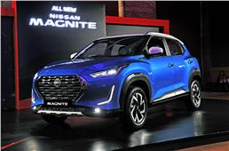 2021 Nissan Magnite first look: New compact SUV in detail