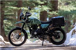 Updated Royal Enfield Himalayan launched at Rs 2.01 lakh