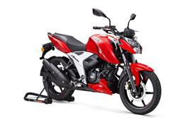 2021 Apache RTR 160 4V launched, priced from Rs 1.07 lakh