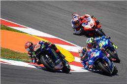 2021 Portuguese MotoGP: Quartararo wins, Marquez returns ...