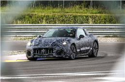 2022 Maserati GranTurismo EV previewed