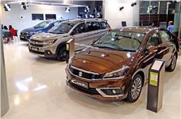 Maruti profits decline by 62 percent over previous quarter