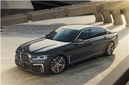 BMW launches limited edition 7-series at Rs 1.43 crore