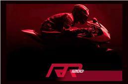 Faired Triumph Speed Triple 1200 RR teased