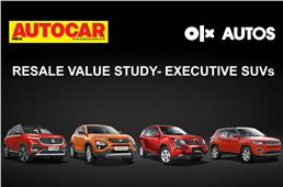 MG Hector has best in class resale value in Autocar India...