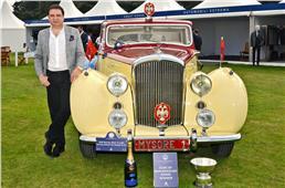 Yohan Poonawalla's cars bag prestigious awards at S...
