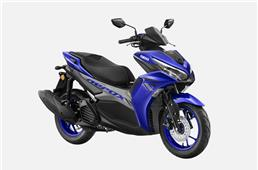 Yamaha Aerox 155, most powerful scooter in India, launche...