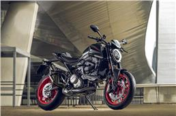 2021 Ducati Monster launched, priced from Rs 11 lakh