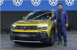 Volkswagen Taigun launched at Rs 10.50 lakh