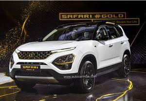 Tata Safari Gold Edition: 5 things to know