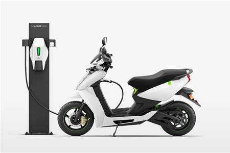 Ather aims for 500 fast-charging stations by March 2022